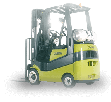 Clark Forklift Truck