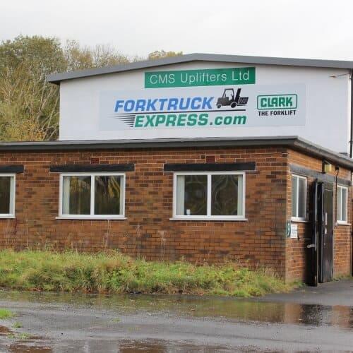 Forktruck Express Building